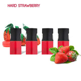 PHIX PODS - PHIX - HARD STRAWBERRY - Vape Marche
