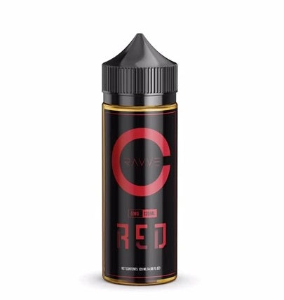 RED E JUICE - CRAVVE 120ML - 0MG - Vape Marche