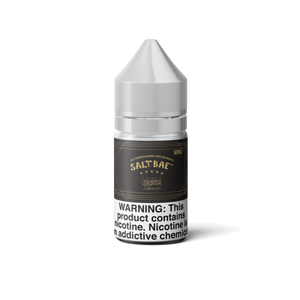 GOLDEN VIRGINIA TOBACCO SALNIC FROM SALTBAE - 25MG - Vape Marche