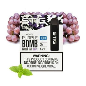 STIG DISPOSABLE POD - VGOD American Version - Vape Marche