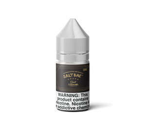 SWEET CARAMEL TOBACCO SALTNIC FROM SALTBAE - 25MG - Vape Marche