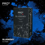 THE PRO CIG DISPOSABLE POD DEVICE - SWISS DESIGN - BLUEBERRY