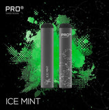THE PRO CIG DISPOSABLE POD DEVICE - SWISS DESIGN - ICE MINT