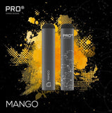 THE PRO CIG DISPOSABLE POD DEVICE - SWISS DESIGN - MANGO
