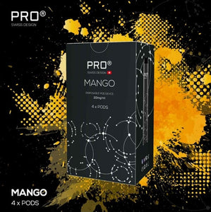 THE PRO CIG DISPOSABLE POD DEVICE 50MG/20MG - SWISS DESIGN - Vape Marche
