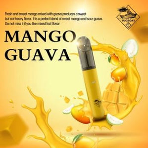 TUGBOAT V4 DISPOSABLE POD DEVICE - MANGO GUAVA - buy tugboat in uae in best price
