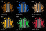 THE PRO CIG DISPOSABLE POD DEVICE 5% - SWISS DESIGN - 6 Flavours