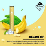 TUGPOD DISOSABLE FROM TUGPODVAPE - BANANA ICE - Vape Marche