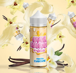 VANILLA CUSTARD - Loaded 120ml