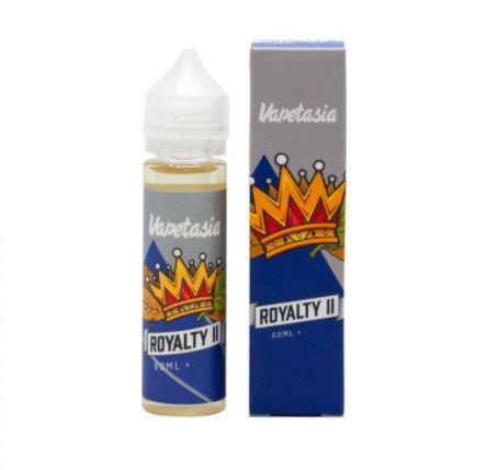 KILLER KUSTARD ROYALTY II 60ML - VAPETASIA