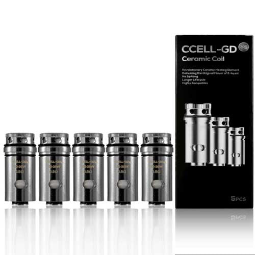 VAPORESSO CCELL-GDSS CERAMIC REPLACEMENT COILS