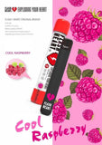FLASH HEART DISPOSABLE ECIG PODS - 30mg - COOL RASPBERRY - Vape Marche