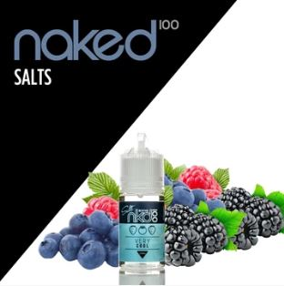 VERY COOL SaltNic - NAKED 100