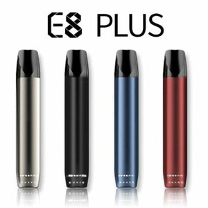 Authentic E8 PLUS POD SYSTEM KIT (IRES)