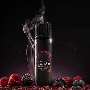 XEDE POMEGRANATE & MIX BERRIES BY SAM VAPES - Vape Marche