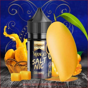 MANGO BY SECRET SAUCE SaltNic - 30ml - 50mg - Vape Marche
