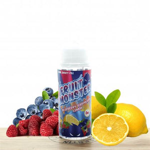 BLUEBERRY RASPBERRY LEMON BY FRUIT MONSTER ELIQUID 100ML - 3MG - Vape Marche