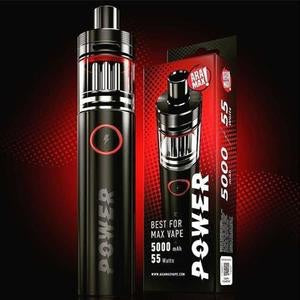 Authentic ARAMAX POWER KIT 5000mAh 55W - Vape Marche