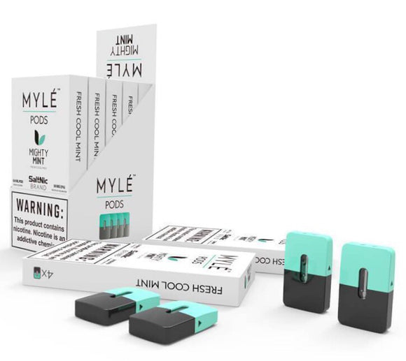 MYLE POD - MIGHTY MINT - Vape Marche