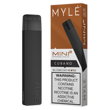 MYLE MINI 2 SLIM - All-In-One Disposable Nicotine Delivery (ND) System - CUBANO - Vape Marche