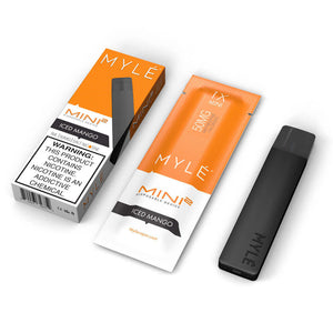 MYLE MINI 2 SLIM - All-In-One Disposable Nicotine Delivery (ND) System - Vape Marche