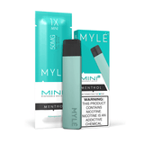 MYLE MINI 2 SLIM - All-In-One Disposable Nicotine Delivery (ND) System - MENTHOL - Vape Marche