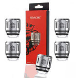 SMOK V8 BABY REPLACEMENT COILS - 015ohm V8 BABY T12 - Vape Marche