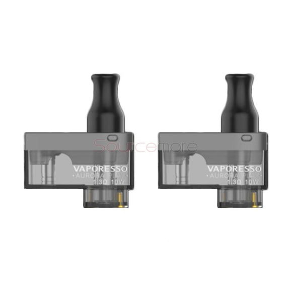 VAPORESSO AURORA PLAY REPLACEMENT POD-Pack Of 2 - Vape Marche