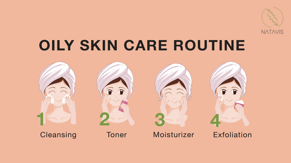 Oily Skin 101: it's major problems and how to take care of it