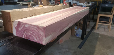 Cedar Fireplace Mantels, 5 inch un-treated Cedar mantel fireplace, live edge fireplace mantel, many length options