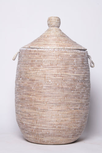 BASKET-WHITE