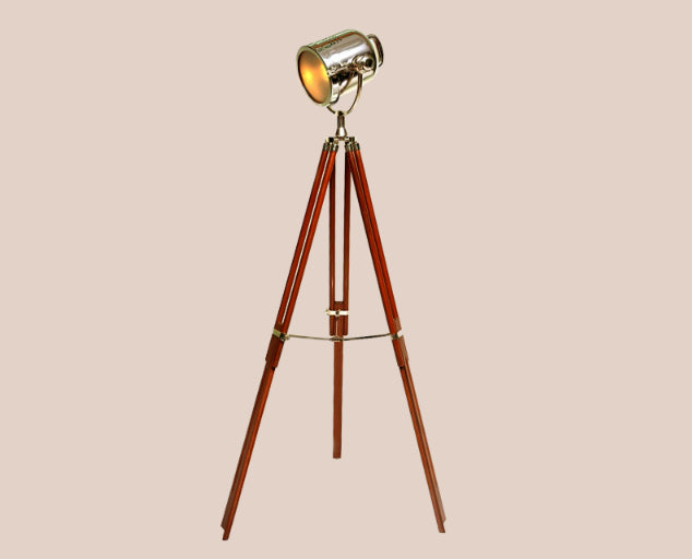 Colossal Searchlight Lamp