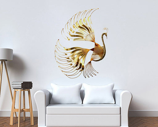 Flare Peacock Decor