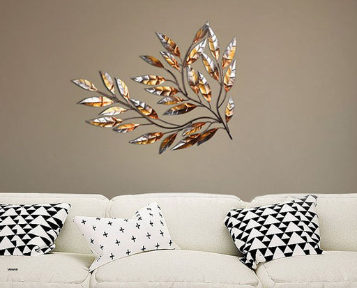 D'or Branch Decor