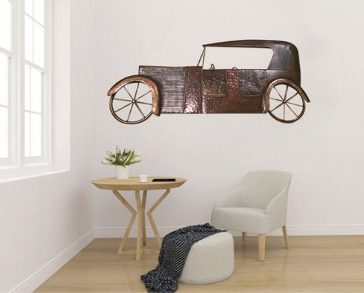 Classic Vintage Car Wall Panel