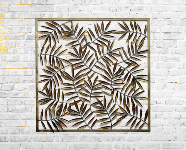 Leaves Wall Panel