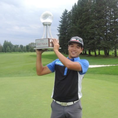 Beon Lee uses Evnroll Putters