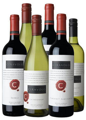 Ceravolo Mixed Dozen - The Online Wine Shop Pty Ltd
