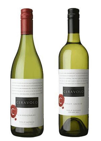 Ceravolo White Mixed Dozen - The Online Wine Shop Pty Ltd