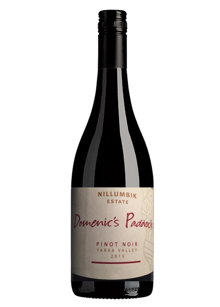2015 Nillumbik Estate Domenic's Paddock Pinot Noir - Yarra Valley - Dozen