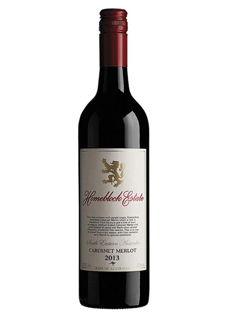 Homeblock Estate 2014 Cabernet Merlot - South Australia - Dozen - The Online Wine Shop Pty Ltd