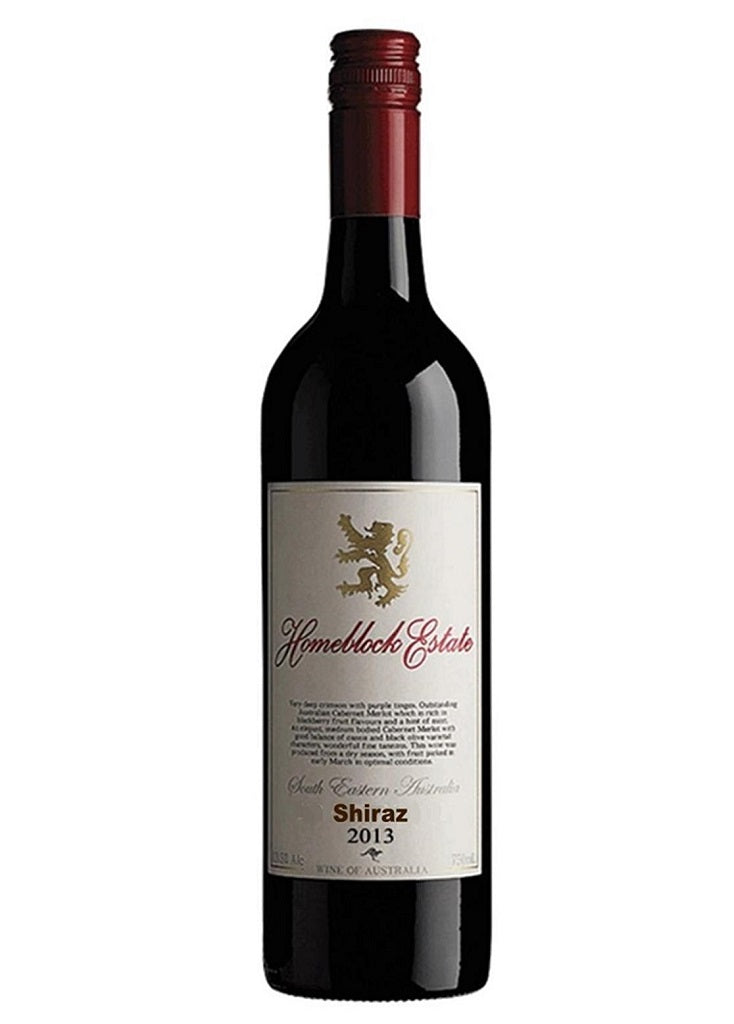 Homeblock Estate 2013 Shiraz - South Australia - Dozen - The Online Wine Shop Pty Ltd