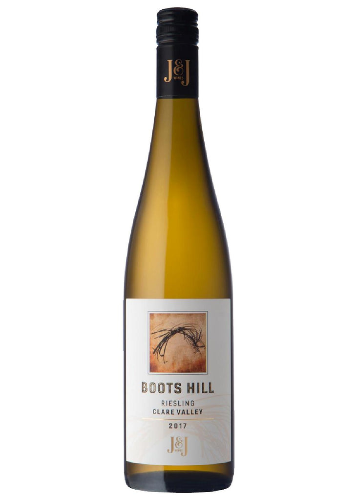 J&J 2017 Boots Hill Riesling - Clare Valley - Dozen - The Online Wine Shop Pty Ltd
