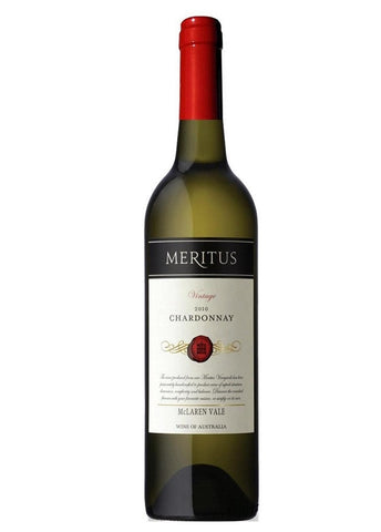 2010 Meritus Chardonnay - McLaren Vale - Dozen - The Online Wine Shop Pty Ltd