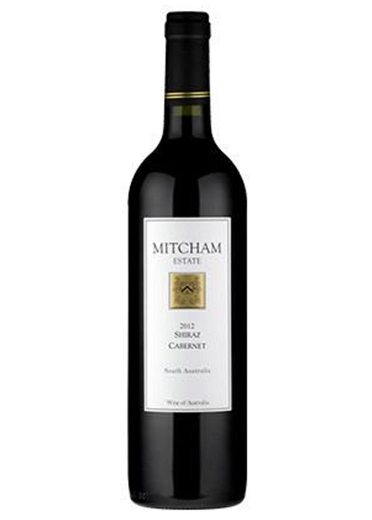 2016 Mitcham Estate Shiraz Cabernet South Australia - Dozen - The Online Wine Shop Pty Ltd