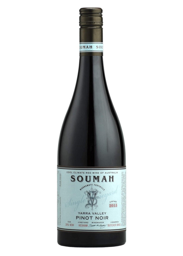 2016 Soumah Pinot Noir - Yarra Valley - Dozen - The Online Wine Shop Pty Ltd