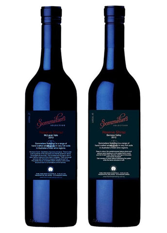 Sommeliers Selection Reserve Shiraz - Mixed Dozen - The Online Wine Shop Pty Ltd