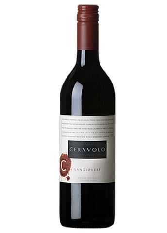 2011 Ceravolo Sangiovese - Adelaide Hills - Dozen - The Online Wine Shop Pty Ltd