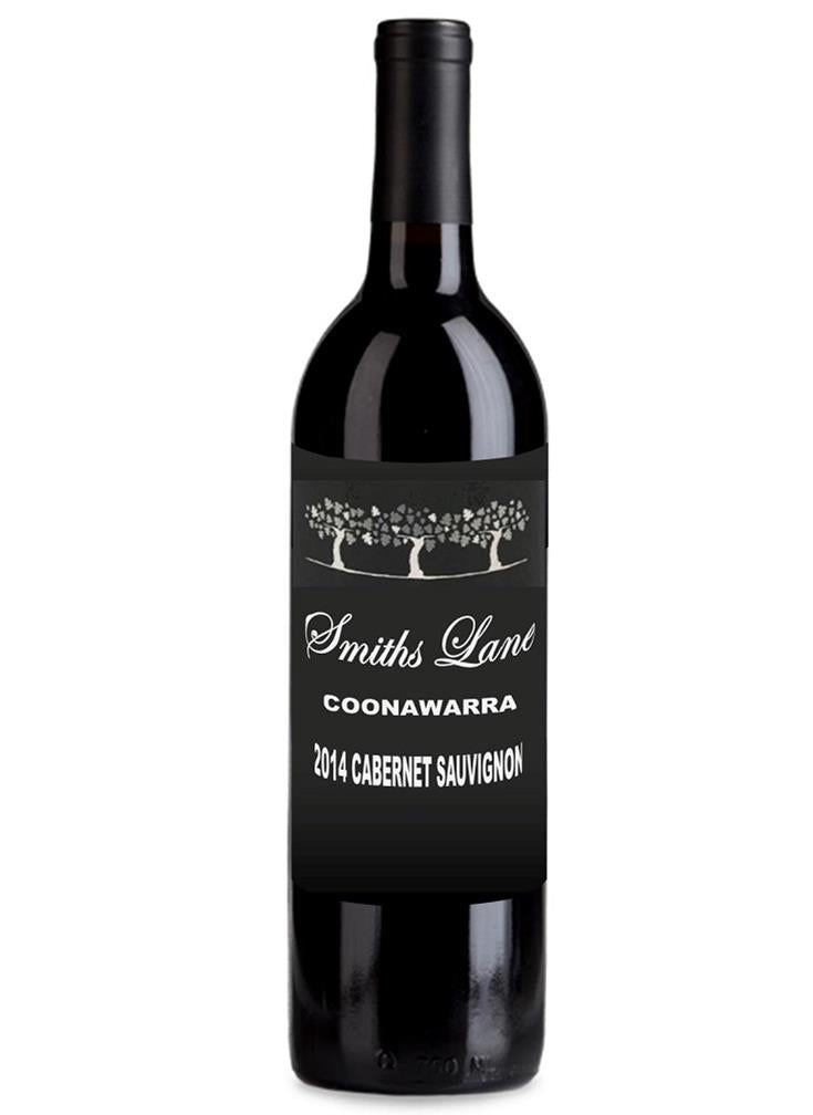 Smiths Lane 2014 Cabernet Sauvignon - Coonawarra - Dozen - The Online Wine Shop Pty Ltd