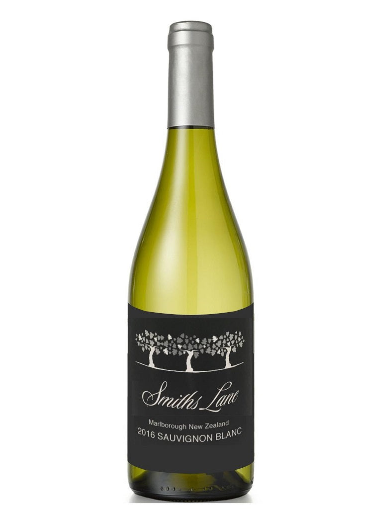 2016 Smiths Lane Sauvignon Blanc - Marlborough - Dozen - The Online Wine Shop Pty Ltd